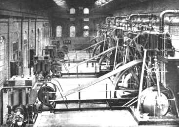 Herstmonceux Generating Works Public Supply Electricity