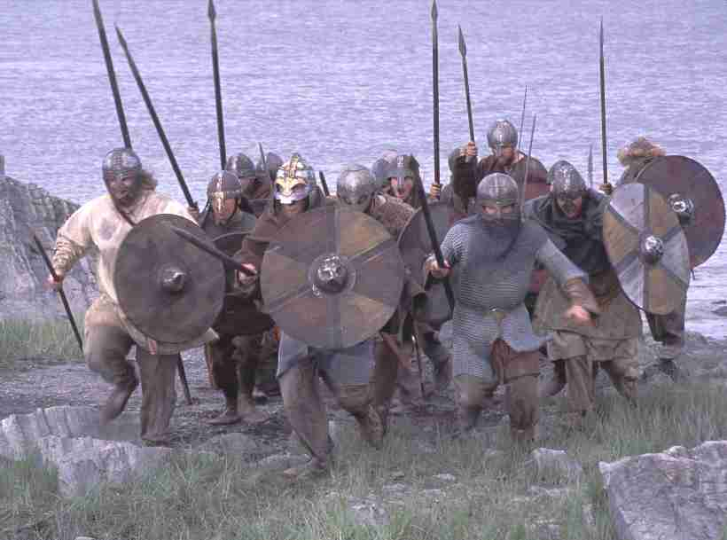 england being terrorized by viking warriors from 793 to 1066 The real vikings: history, archeology and  about the real vikings history, archeology, and mythology  of viking warriors discovered in dorset, england.