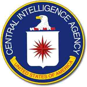CIA central intelligence agency seal USA