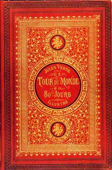Jules Verne's - Around the World in Eighty Days, Tour du Monde 80 Jours
