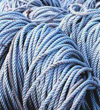 Rope coils