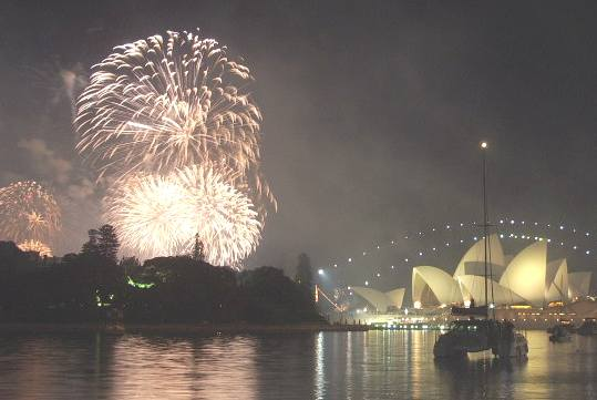 New Years Eve Sydney Australia