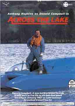 Anthony Hopkins plays Donald Campbell in Across the Lake