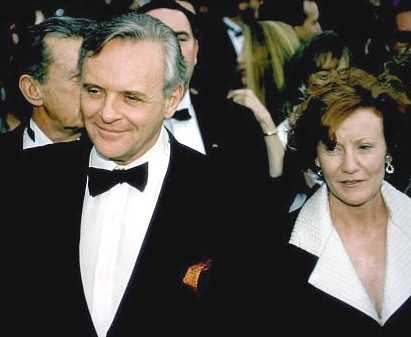 Anthony Hopkins at the Awards