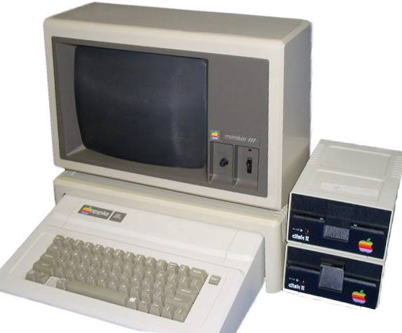 Early computer, Apple