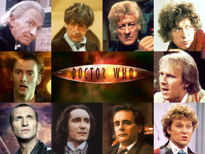 Bbc Tv Series Doctor Who History Robots Androids And