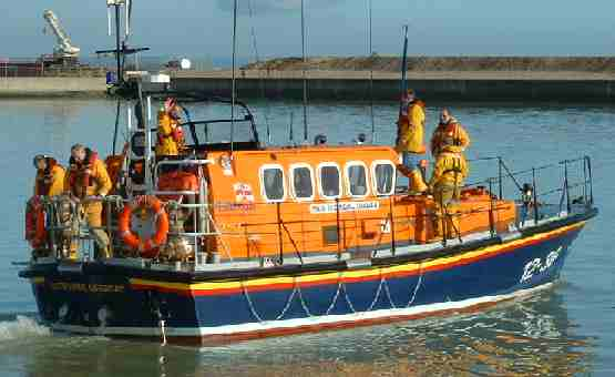 What is the thesis of lifeboat ethics