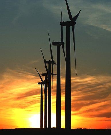 Wind turbines are the start of a renewable dawn, hope for our energy future