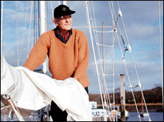 Sir Francis Chichester and Gypsy Moth