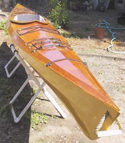 Whitewash Wood Stain, Kayak Kit Stitch And Glue