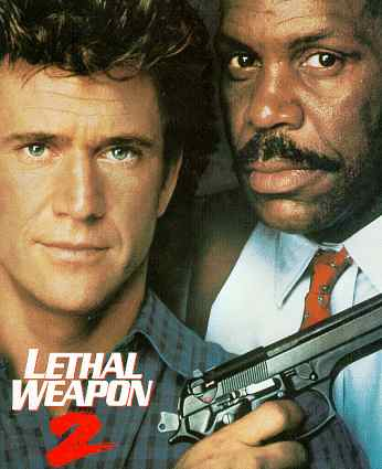 mel gibson lethal weapon 3. applauded Gibson#39;s film as