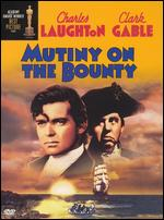 Mutiny on the Bounty a movie starring Clarke Gable and Charles Laughton