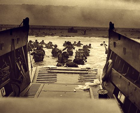 Operation Neptune, d-day June 6th 2012