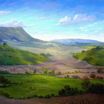 Landscape Paintings By Famous Artists