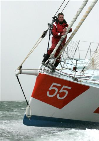 Open 60 Spirit of Weymouth Vendee Globe contender