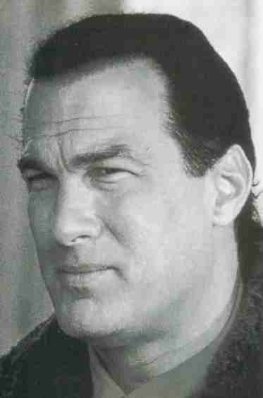 Steven Seagal - Photos