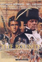 The Bounty dvd film cover