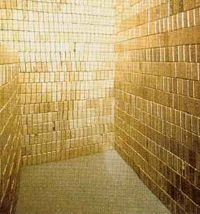 Fort Knox - US gold reserves