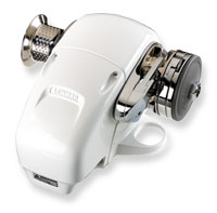 Lewmar H series horizontal windlass