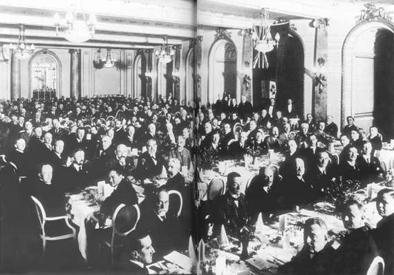 World Energy Council member meeting 1924