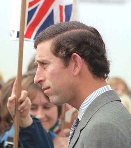 Prince Charles the Prince of Wales