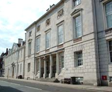 Lewes Crown Court, High Street