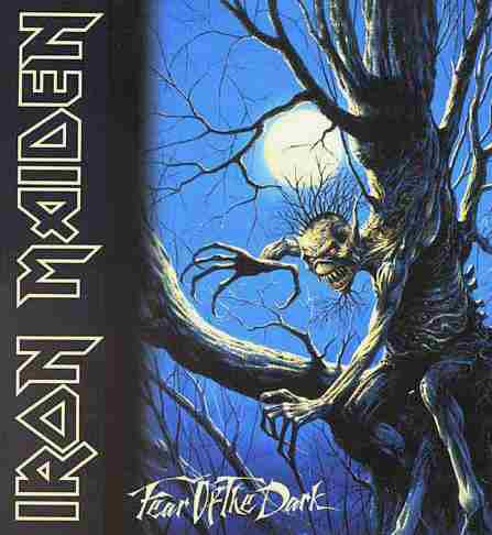 IRON MAIDEN Iron_Maiden_Fear_Of_The_Dark_music_album_cover