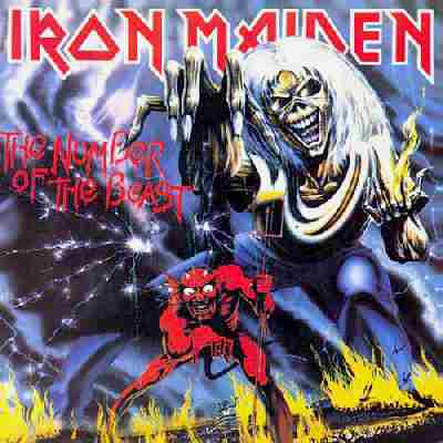 FELIZ NAVIDAD Iron_Maiden_The_Number_Of_The_Beast_music_album_cover