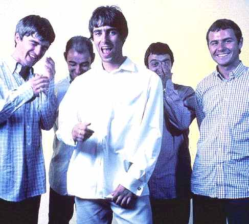 OASIS ROCK BAND UNITED KINGDOM Oasis Band 1995
