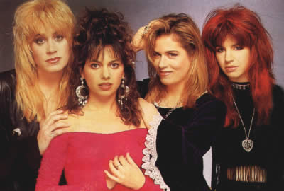 The Bangles have released 5