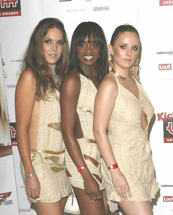 Kismet: Mandy, Lera and Charley - girls with attitude 2007 UMA music awards
