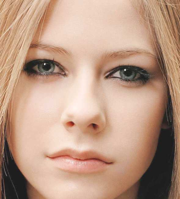 avril lavigne face of face