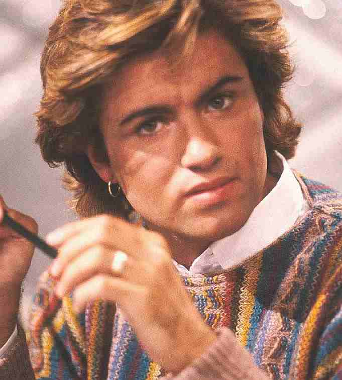 George Michael Wham George Michael on Bbc 39 s Top of