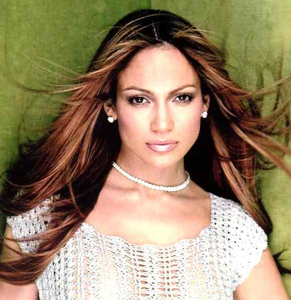 jennifer lopez angel eyes