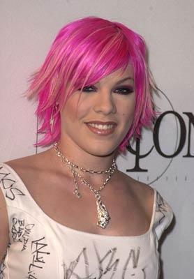 Pink pink hair