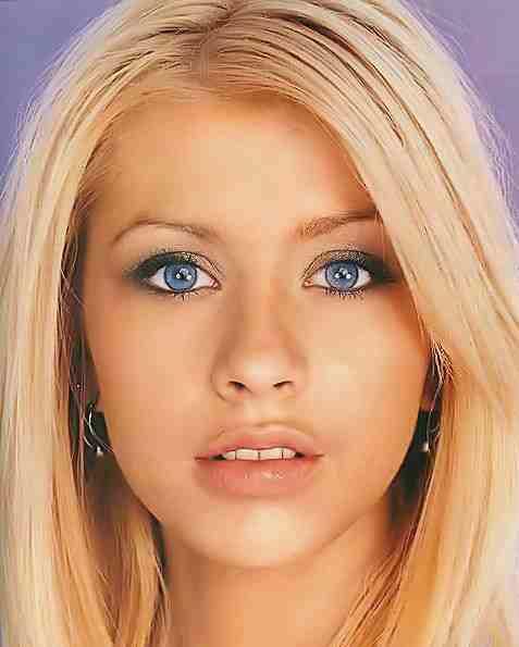 کریستینا اگیلرا Christina Aguilera