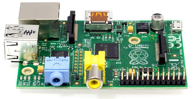 Raspberry Pi, low cost micro computer