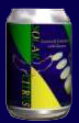 Solar Citrus lemon lime soft drink with guarana and vitamins