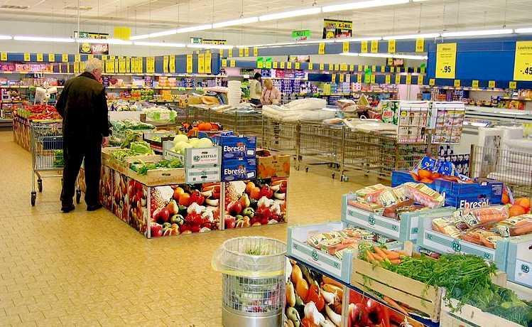 Lidl Discount Super Stores Supermarket Chain