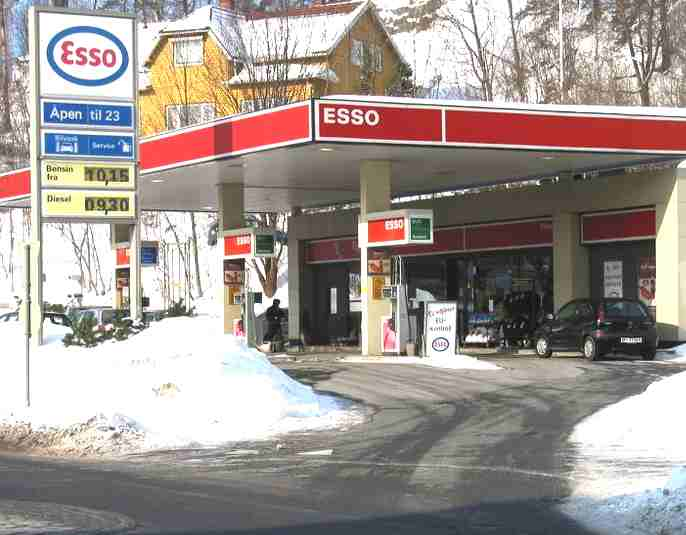 Esso Oil Exploration Company Information Links