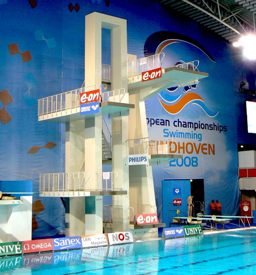 THE SPORT OF DIVING
