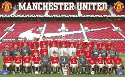 MANCHESTER UNITED FC FOOTBALL CLUB