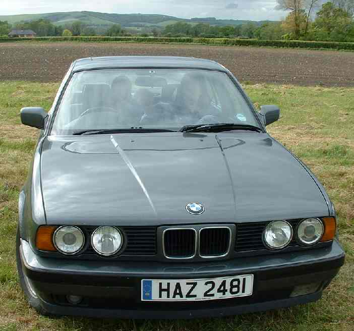 BMW 5 SERIES BARGAIN CLASSIC EXECUTIVE SALOON FOR SALE