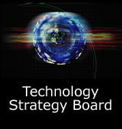 Technology Strategy Board planet earth logo