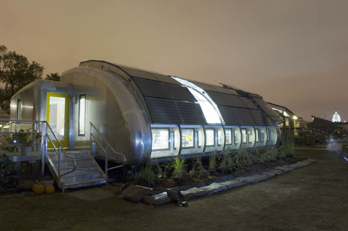 inspiring space age house 14 photo