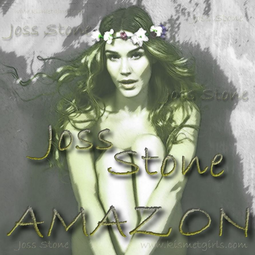 Joss Stone compact disc cover art: Amazon