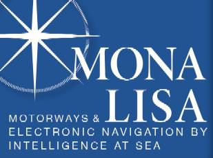 Mona Lisa, motorways abd electronic navigation by intellegence at sea